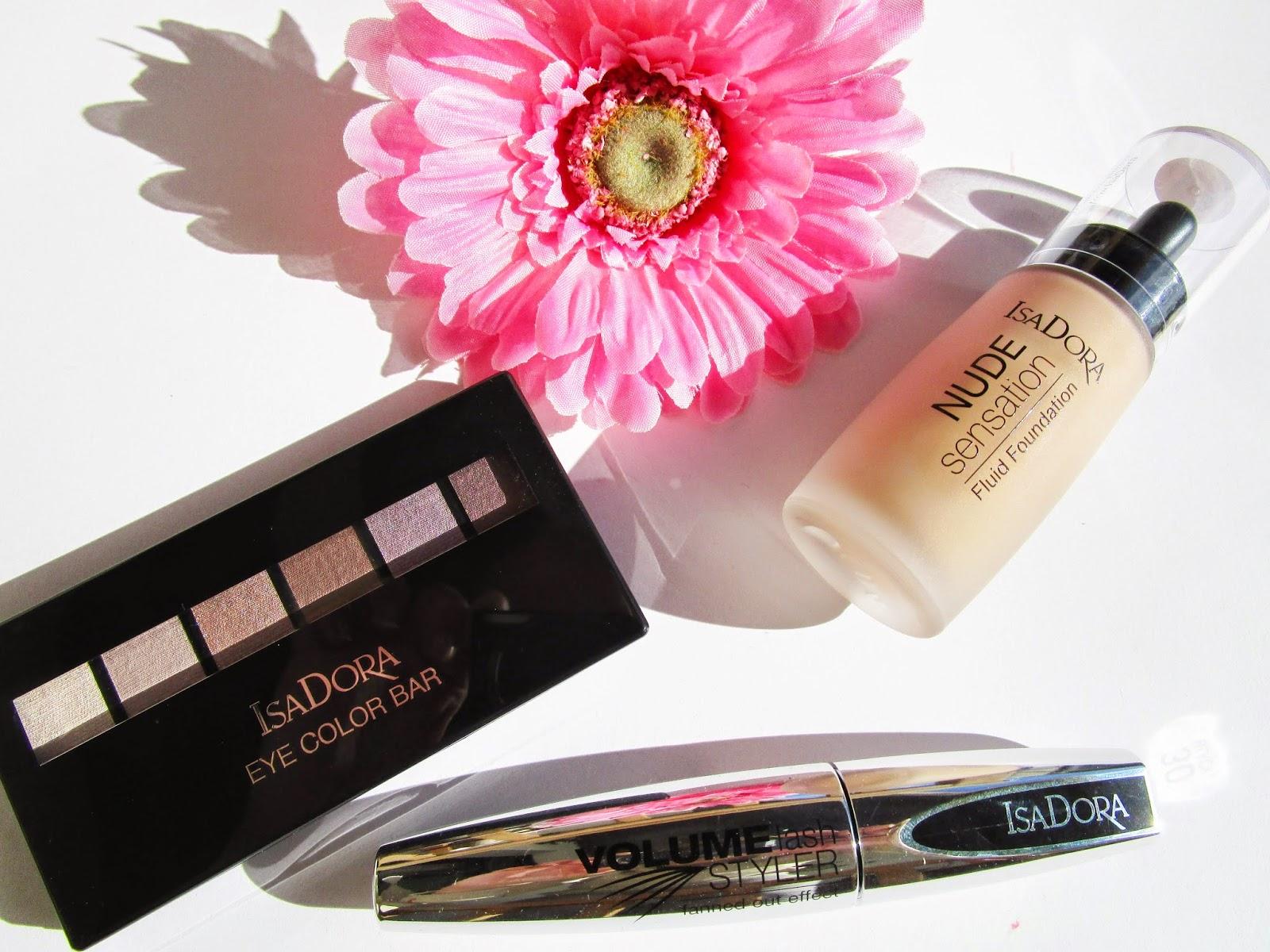 Nude Essentials maquillaje spring 2015 IsaDora