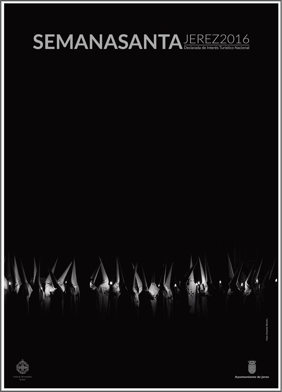 CARTEL OFICIAL SEMANA SANTA DE JEREZ 2016