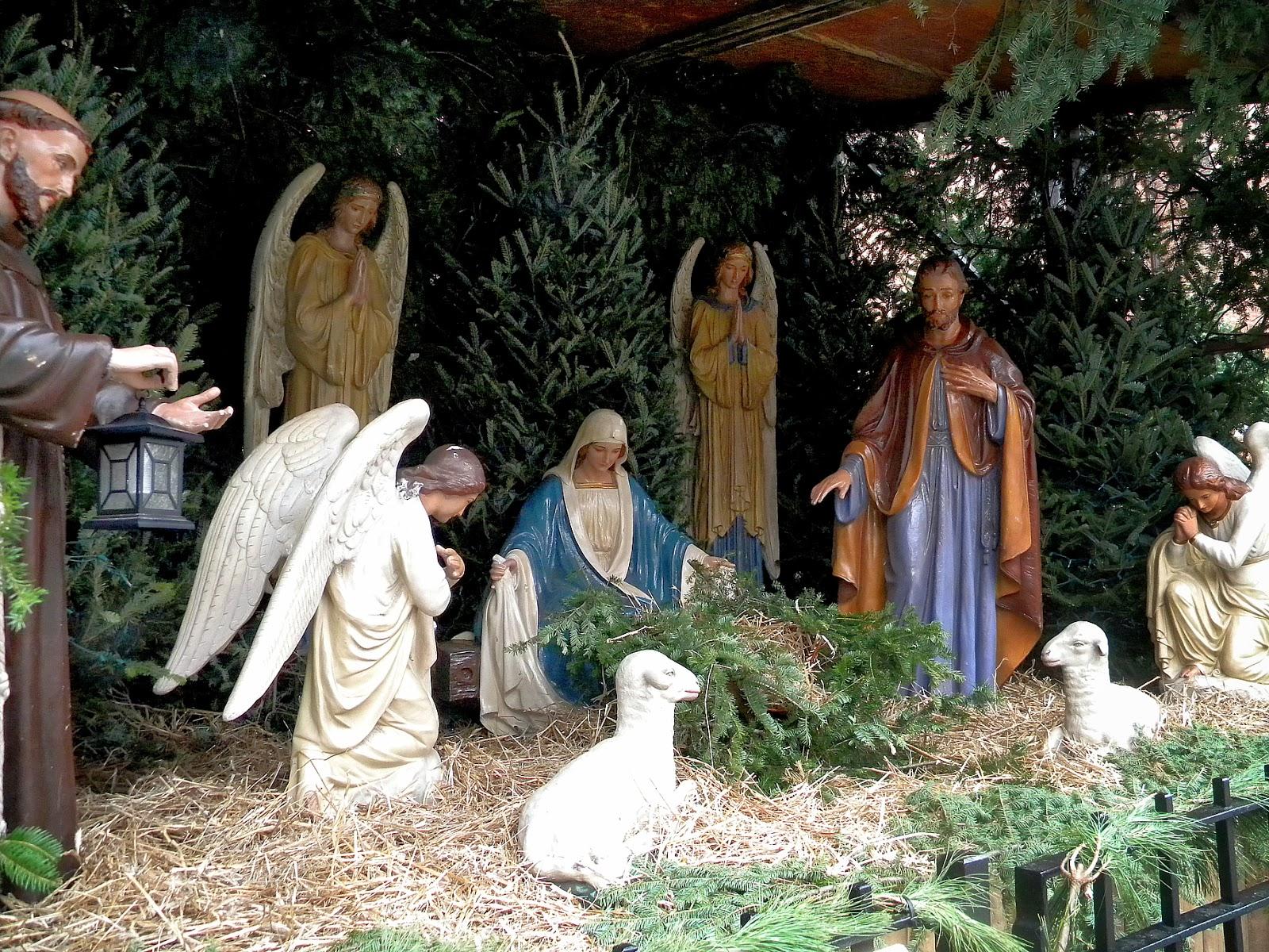 Christmas Creche Public Domain Clip Art Photos and Images