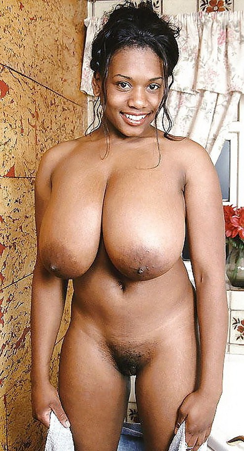 big breast Nigerian