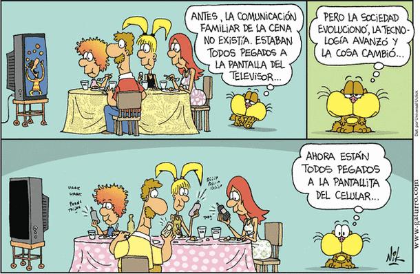 Comunicación gaturro