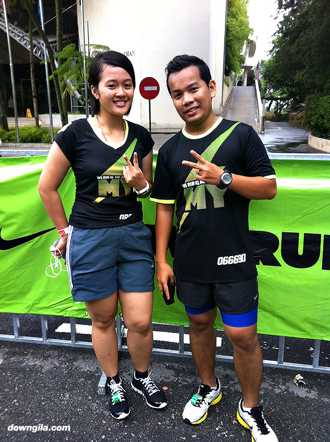 we run kl 10k 2012