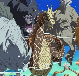 Monster Laut One Piece