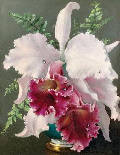 Orquideas Cuadros Florales