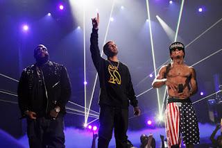 >Audio // Lil' Wayne Feat. Drake & Rick Ross – She Will (Remix)
