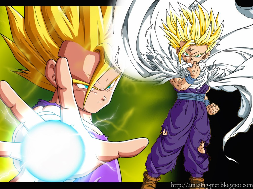 Gohan kid super saiyan wallpapers amazing picture - Teen gohan wallpaper ...