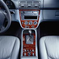 Mercedes M-Class W 163 1997 interior