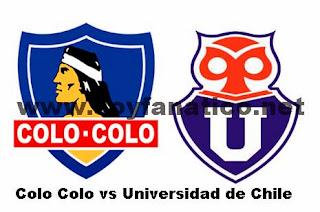 Superclasico Colo Colo vs U de Chile 2013