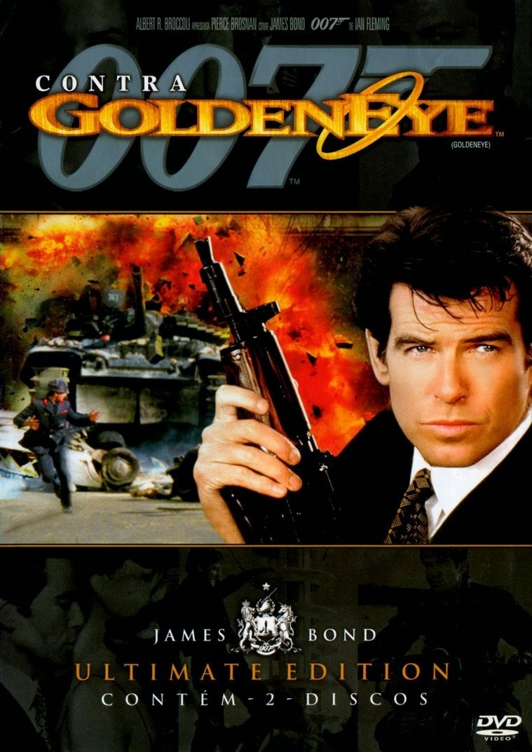 007: Contra GoldenEye – Legendado (1995)