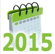 Публікую виробничий календар на 2015