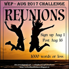WEP CHALLENGE FOR AUGUST, REUNIONS.