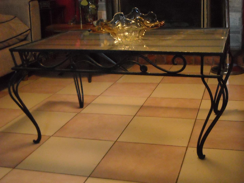 Retromanias muebles retros for Muebles terraza fierro