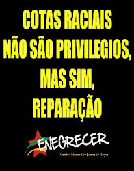COTAS RACIAIS, SIM!