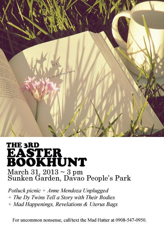 Easter Bookhunt 2013