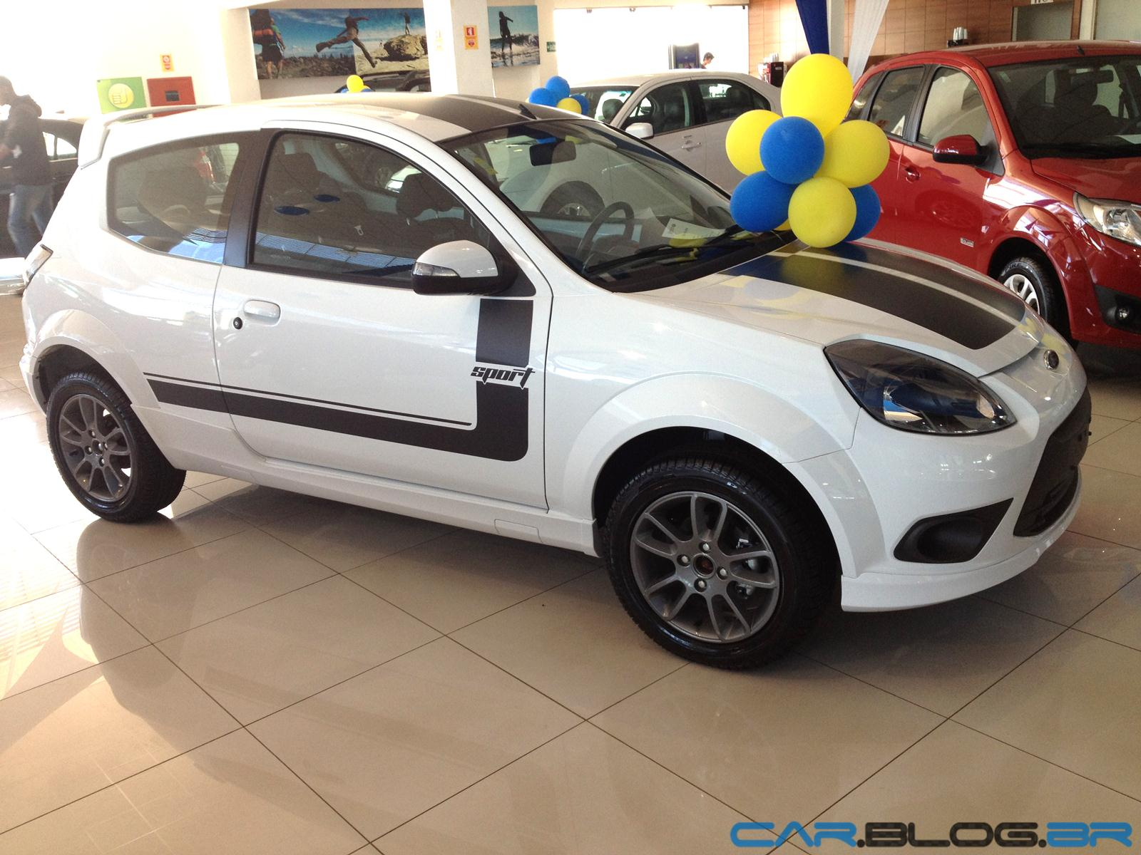 ford ka sport 2013 fotos pre o e ficha t cnica car blog br. Black Bedroom Furniture Sets. Home Design Ideas
