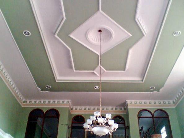 Gambar Plafon Rumah Minimalis Untuk Ruang Tamu