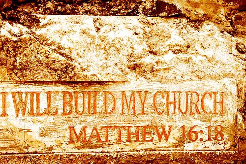 The Faith Log: I Will Build My Ekklesia