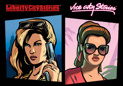 Liberty City Stories And Vice City Stories Now Available for Download on PlayStation Network