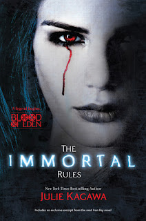 Cover Reveal: The Immortal Rules by Julie Kagawa