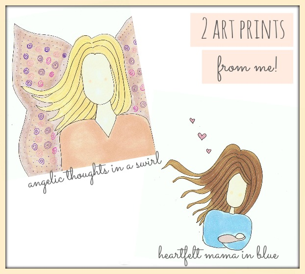 2 Lovely Art Prints