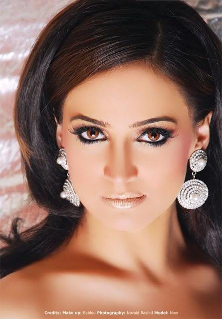 Bukhari Noor Pakistani Actress