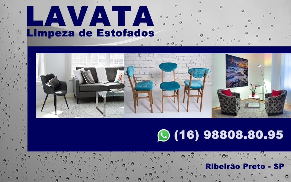 LAVATA - LIMPEZA DE ESTOFADOS RIBEIRÃO PRETO
