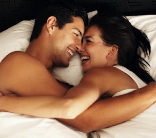 5 Ways to Boost Your Libido  - man woman having sex make love bed sleep