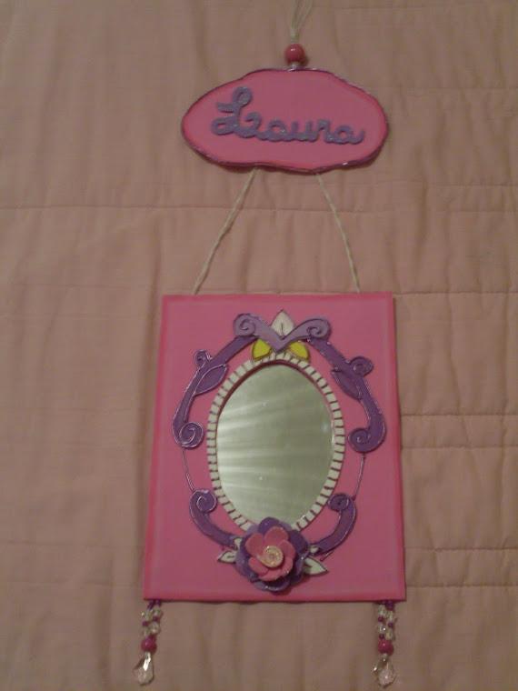 Espelho em EVA