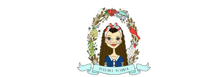 Yessiree Petunia