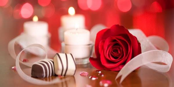 σοκολατάκια και τριαντάφυλλα