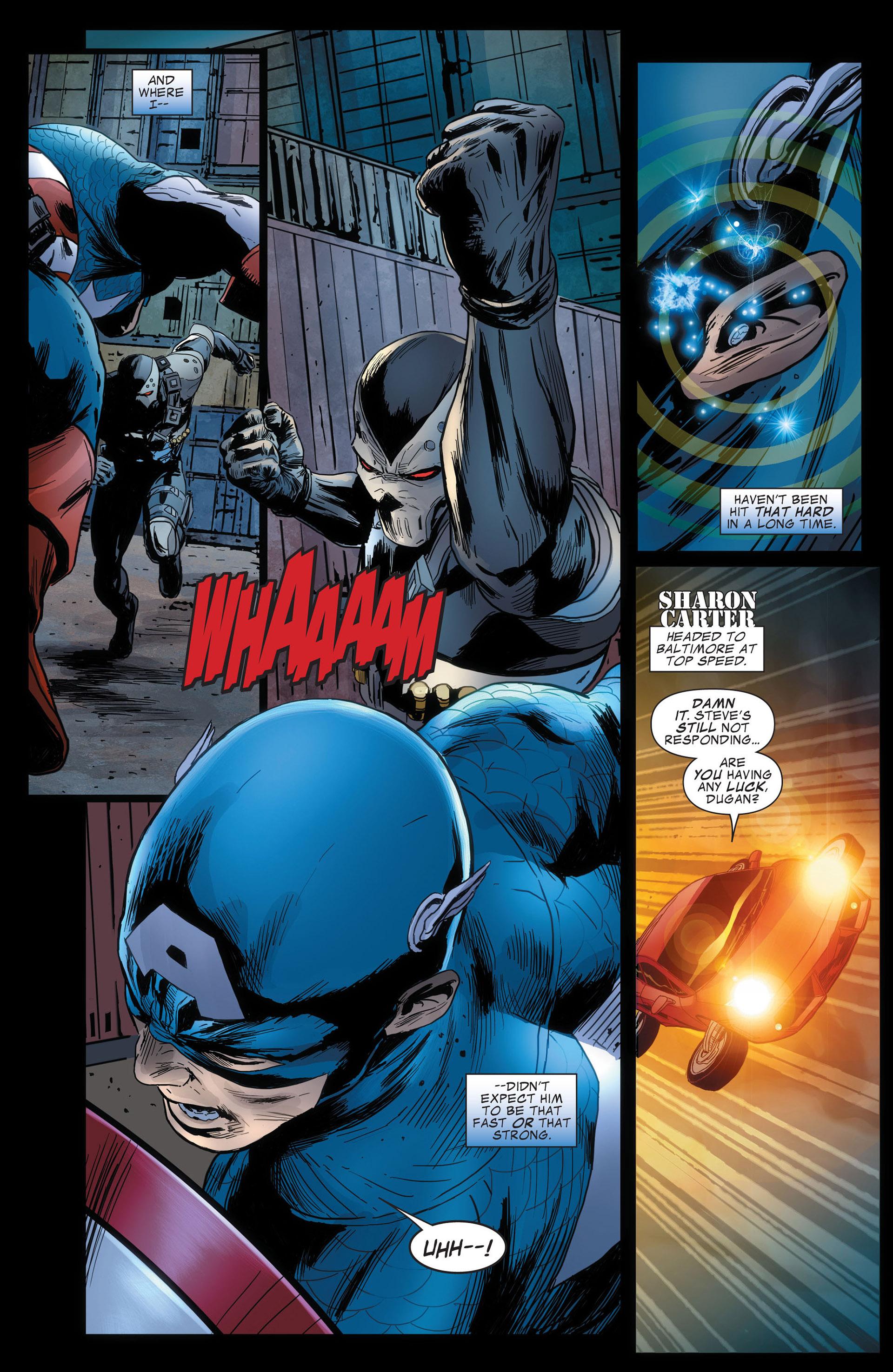 Captain America (2011) Issue #14 #14 - English 6