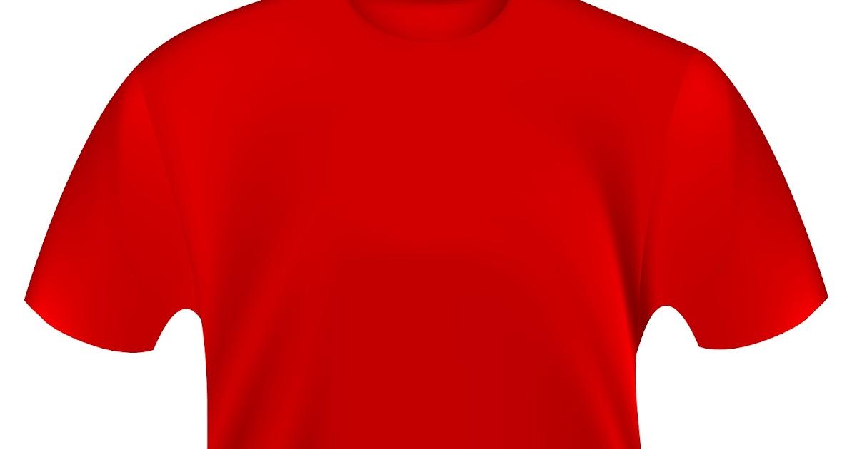 Eps Ai Blogspot Com Red Vector T Shirt Template Free