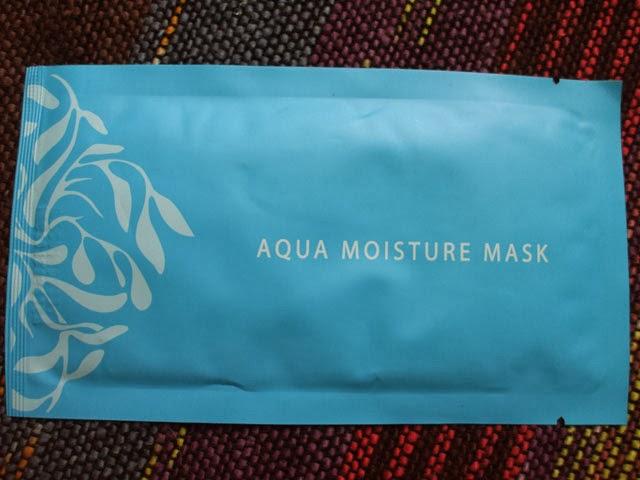 Simply Aqua Moisture Mask