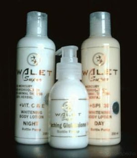 Lotion walet super