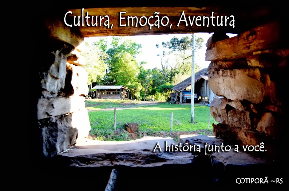 Cotiporã, Cultura, Emoção e Aventura