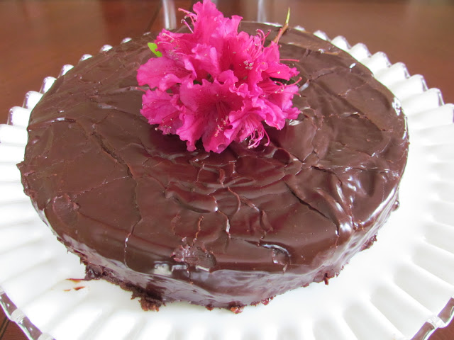 Barefoot Contessa' s Chocolate Flourless Cake
