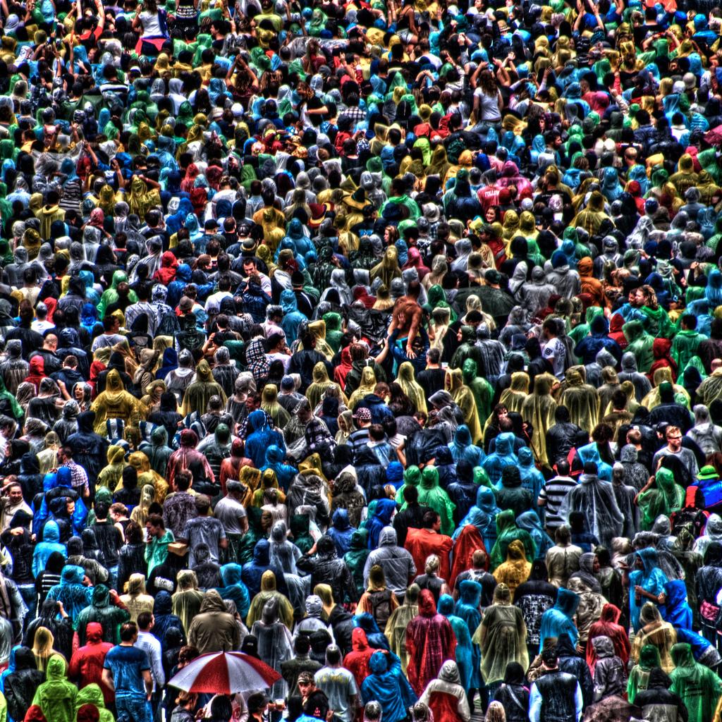 Толпа двух онлайн 12 фотография