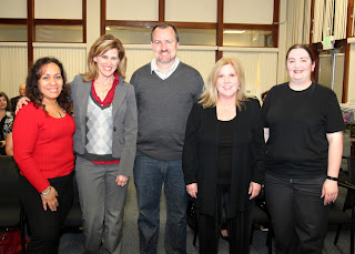 photo of 2012 tenured faculty