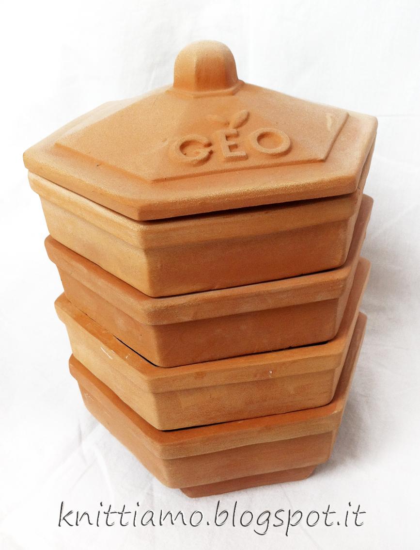 Germogliatore di terracotta