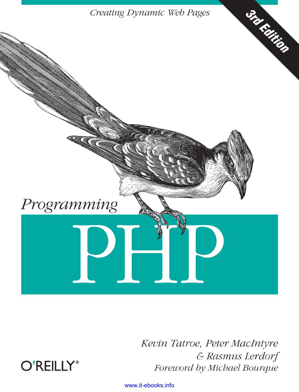 http://www.mediafire.com/view/cgx73afhad4g5xk/Programming_PHP,_3rd_Edition.pdf