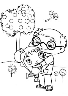 Fun Coloring Pages: 2011-05-29