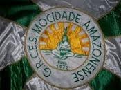 bandeira da nossa Mocidade amazonense