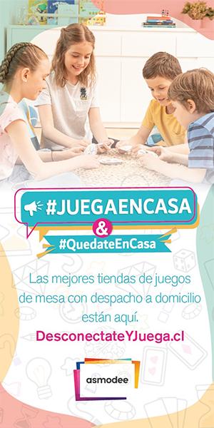#JuegaEnCasa
