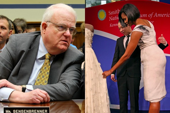Another Day, Another Apology: Congressman apologizes to First Lady ...