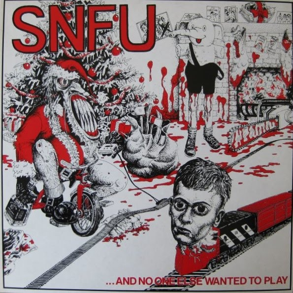 SNFU In The Meantime And In Between Time