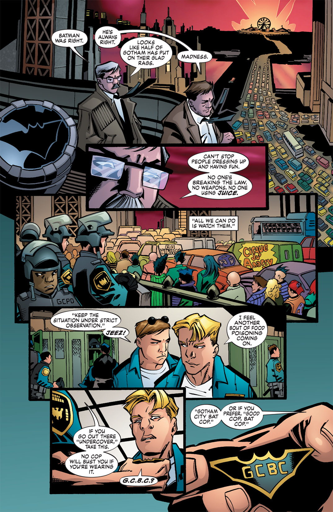 Detective Comics (1937) Issue #869 Page 21