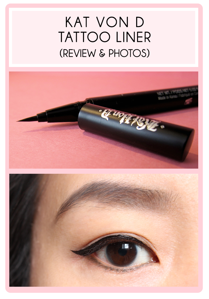 be linspired kat von d tattoo liner review