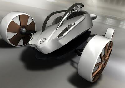 FAKTA UNIK - Inilah Desain Mobil Masa Depan Dunia