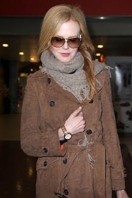 Nicole Kidman 2012 Hairstyle