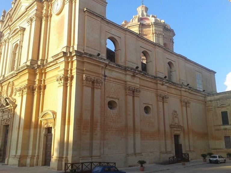 Catedral de San Pablo Mdina, Malta, Europa